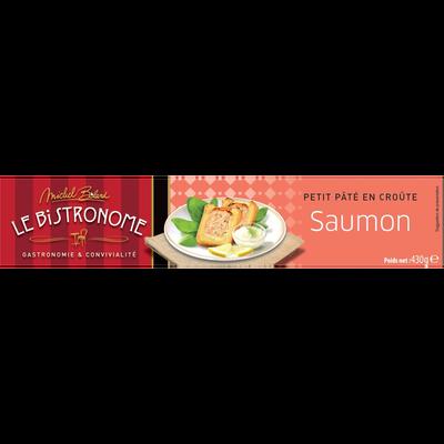 Petit paté croûte au saumon BOLARD, 430g