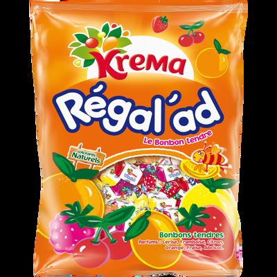 Régal'ad KREMA, le bonbon tendre, sachet de 360g