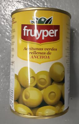 OLIVES FARCIES ANCHOIS
