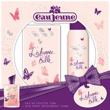 Eau Jeune Coffret Échappée Belle Eau De Toilette , 75ml+déodorisant De150ml