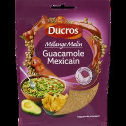 Mélange pour guacamole mexicain DUCROS, sachet de 20g