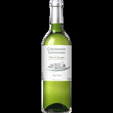 Vin blanc de pays Colombard Sauvignon, 75cl