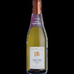 CVT Lubéron AOP blanc Dauvergne Ranvier vin gourmand 19 75cl