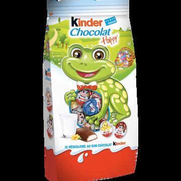 Kinder Chocolat Happy Kinder, 102g