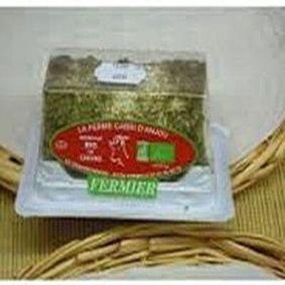 Bûchette ail et fines herbes Bio Cabri d'Anjou