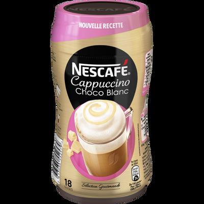 Cappuccino choco blanc, NESCAFE, 270g
