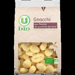 Gnocchi aux flocons de pomme de terre U BIO, 300g