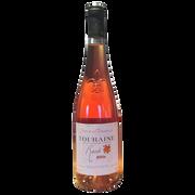 La Tourangelle Vin Rosé Touraine Aop Caves De La Tourangelle, 75cl