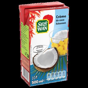 Suzi Wan Crème De Coco Suzi Wan, 500ml
