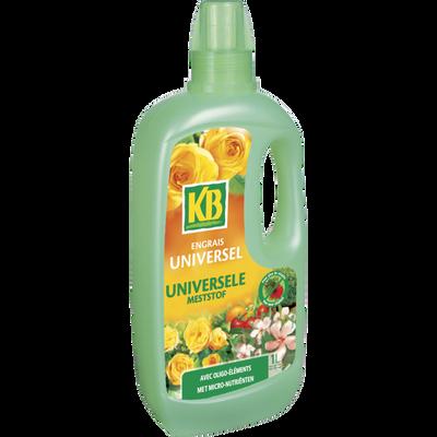 Engrais liquide universel KB, flacon de 1l