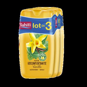 Oasis Gel Douche Original Vanille Sens. Monoi Tahiti Flac.3x250ml