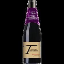 """Vin rouge AOP Languedoc Montpeyroux CVT """"Domaine des Tieulières"""", 75cl"""