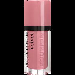 Rouge à lèvres édition velvet, dont'pink of it! BOURJOIS
