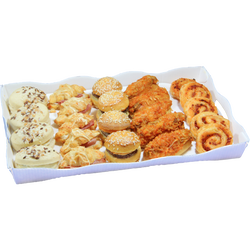 Plateau mini snacks, COCAGNE, 23 pièces