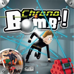 Dujardin - Chrono bomb' - Dès 7 ans