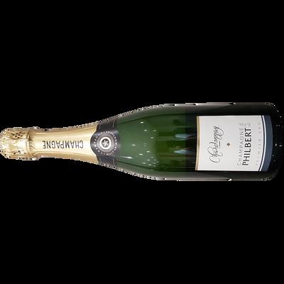 Champagne blanc de blanc 1er cru PHILBERT ET FILS, 75cl