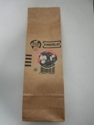 CHOCOLAT CACAHUETES TRIO CHOCO ATELIER DES COMPTOIRS