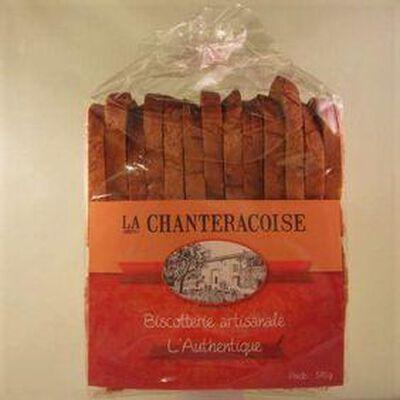 Biscottes authentique LA CHANTERACOISE,370g