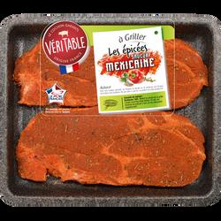 Côte de porc mexicaine, COOPERL, France, 2 pièces, 320g