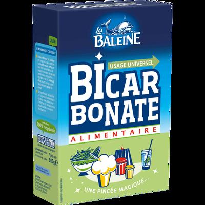 Bicarbonate alimentaire LA BALEINE, étuit de 800g