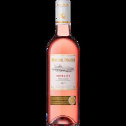 Pays d'Oc IGP Merlot rosé Roche Mazet, 75cl