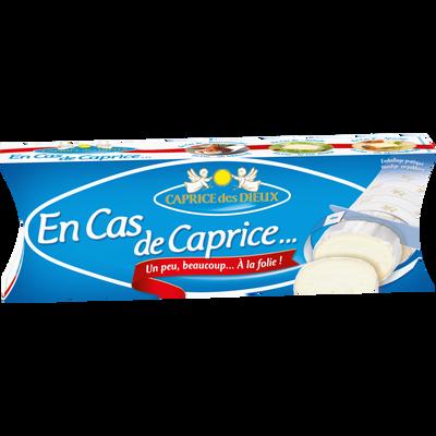 En cas de caprice 31% de matière grasse CAPRICE DES DIEUX, 150g