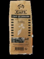 Café moulu de l'atelier, ATELIER DES CAFES ET THES, paquet 250g