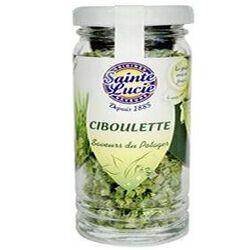 Ciboulette saveurs du potager, SAINTE LUCIE, flacon de 3.5g.