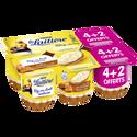 Nestlé Riz Au Lait Nature Sur Lit De Caramel La Laitiere, 4x115g + 2 Offerts