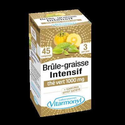 Brule graisse intensif  - Thé vert / garcinia