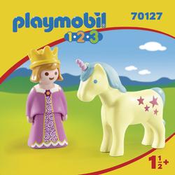 PRINCESSE/LICORNE PLAYMOBIL