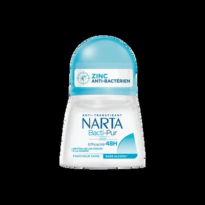 Déodorant Bactipur NARTA, bille de 50ml