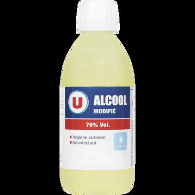 Alcool modifié U,70°, flacon de 250ml