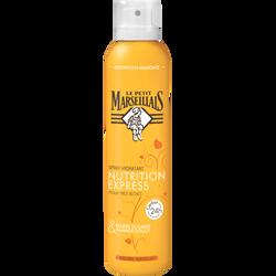 Spray nutrition express karité amande douce LE PETIT MARSEILLAIS, 200ml