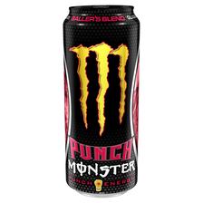 Monster Boisson Énergisante Punch , 50cl