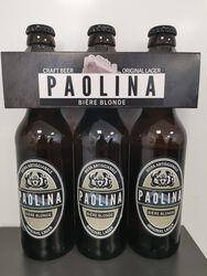 PAOLINA BLONDE 3X33CL