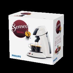 SENSEO original PHILIPS HD7806/41 beige-Technologie Crema plus-arrêt automatique