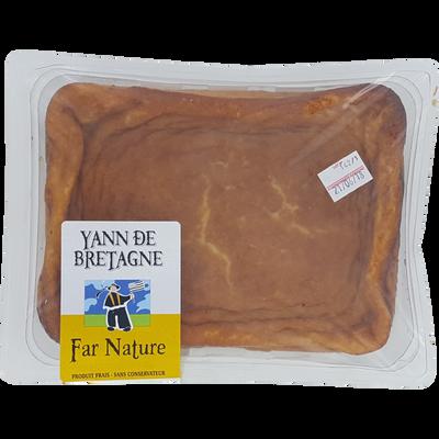Far breton nature, 1 pièce, 800g
