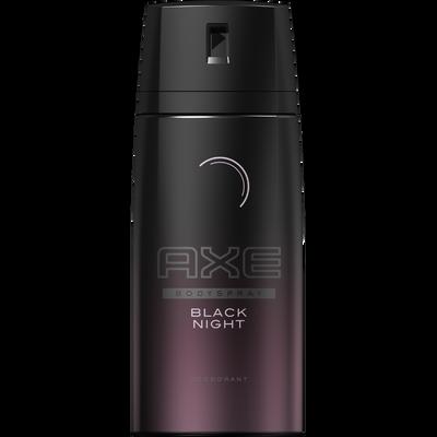 Déodorant black night AXE, spray de 150ml