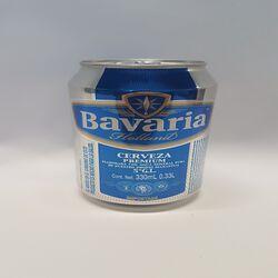 BIERE BAVARIA 5° BOITE 33C