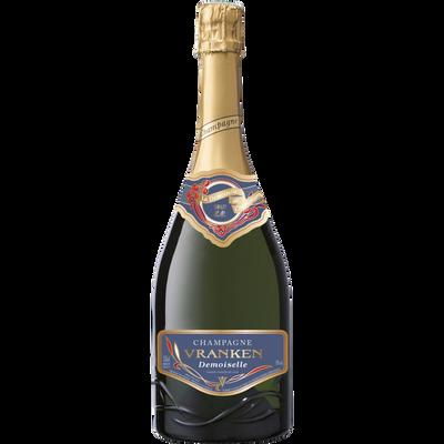 Champagne brut Demoiselle Extra Ordinaire Grande Cuvée VRANKEN, 75cl