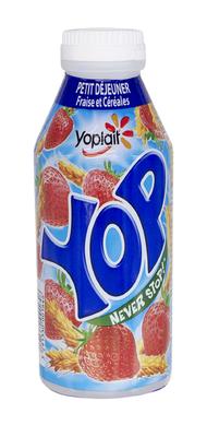 Yop 250 g  Petit Dej. Fruits R