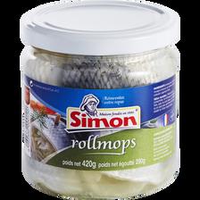Rollmops SIMON DUTRIAUX, 4x290g