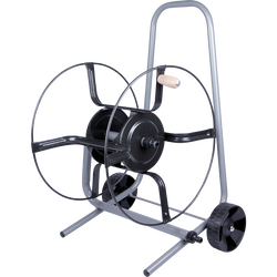 Dévidoir sur roues, nu, diamètre 15mm, 50 mètres