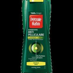 Shampooing Stop Pellicules pour cheveux gras PETROLE HAHN, flacon de 250ml
