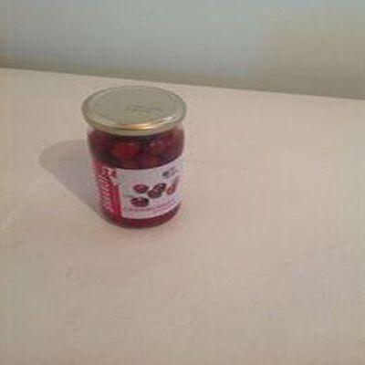 cranberries au naturel 125g sabarot