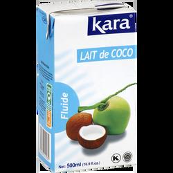 Lait de noix de coco KARA, brique de 500ml