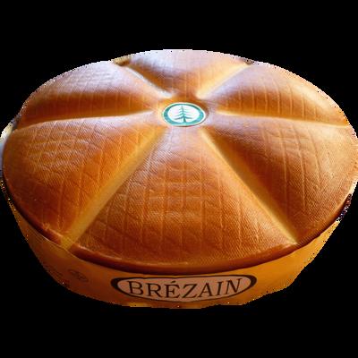 Fromage au lait pasteurisé Brezain fumé au feu de bois 28% de MG
