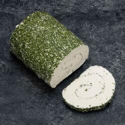 Spécialité fromagère au lait pasteurisé, roulé ail et fines herbes,RIANS,28% de MG,