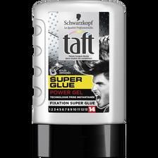 Gel power super glue TAFT, tube de 300ml